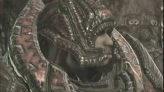 """Gears of War 2 deleted scene """"Road To Ruin"""" stealth option Part 1"""