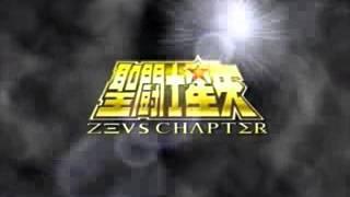 Cavaleiros do zodiaco saga Zeus último capitulo