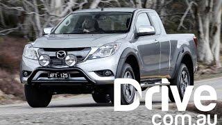 2015 Mazda BT-50 Review | Drive.com.au