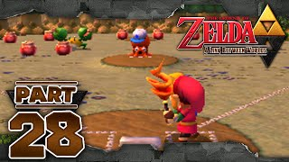 The Legend of Zelda: A Link Between Worlds (Hero Mode) - Part 28 - Octoball Derby