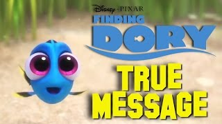 Finding Dory and Disabilities | Pixar Theme