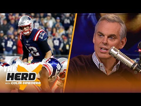 Tom Brady on TNF was vintage performance, it's now fair to compare Watson & Mahomes | NFL | THE HERD