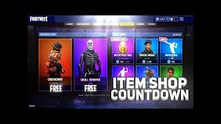 *NEW* KRAMPUS SKIN | December 23 New Skins - Fortnite Item Shop Live(Fortnite Battle Royale)