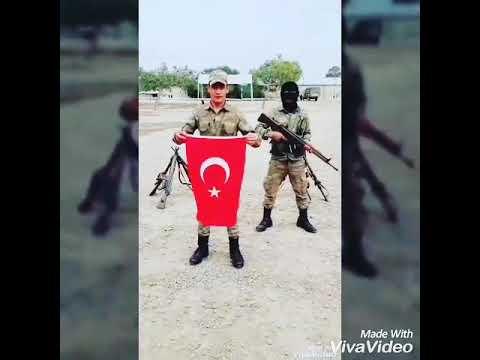 ezan dinmez diyen bayrak inmez diyen birileri var
