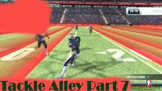 Backbreaker Tackle Alley Part 7 | PS3 | FINALE!! DID I MAKE IT???