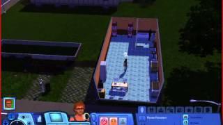 Sims 4 Челлендж Сбежавший подросток . Заработок на жизнь