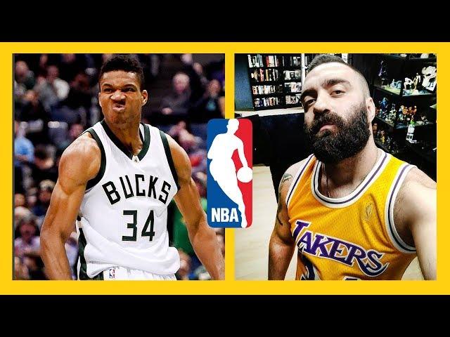 Αντετοκούνμπο & Σακήλ Ωχ Νειλ | NBA 2K18 | Unboxholics