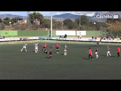 Resumen FC Jove Español 1 - CD Castellón 0. (17/11/13)