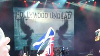 Hollywood Undead - Undead Live Download Festival 2009