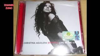 Christina Aguilera Live In The U.K Contigo En La Distancia , Falsas Esperanzas