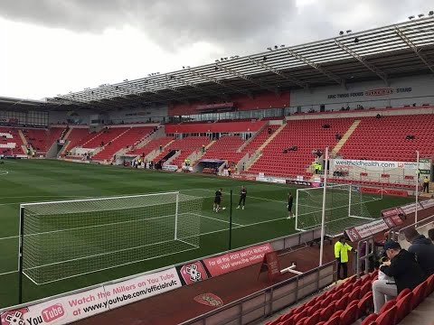 Rotherham United Vs Scunthorpe United - Match Day Experience