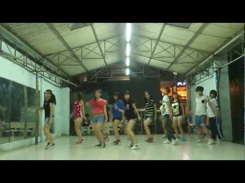 Lop hoc nhay hien dai - Kpop Dance - Only One - BoA [BoBo's class].mp4