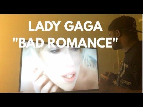 Lady Gaga-Bad Romance (Reaction) - YouTube