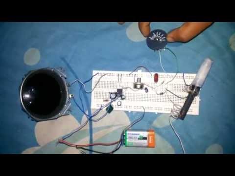 Simplest AM Radio receiver