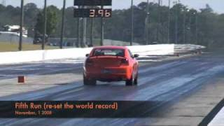 Dodge Charger World Record Quartermile (Worlds fastest LX)