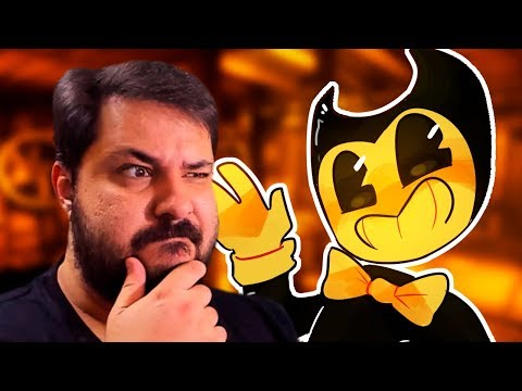 AO VIVO! BENDY AND THE INK MACHINE CHAPTER 5! O CAPÍTULO FINAL!