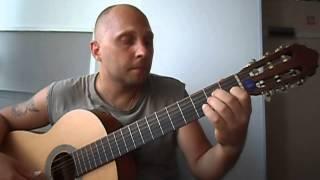 Уроки гитары Отличная мелодия для начинающих