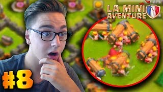 CLASH OF CLANS - ON PERFECT AVEC LES BELLIERS DE COMBATS EN PETIT HDV ! LMA#8