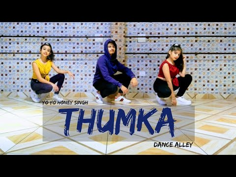 Yo Yo Honey Singh | Thumka | Pagalpanti | Dance Alley | Shobhit X Rimjhim X Karishma