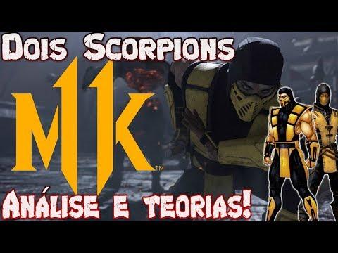 Mortal Kombat 11 - Novo vilão, dois Scorpions, análise e teorias! thumbnail