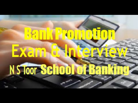 Bank Promotion Exam Export Credit
