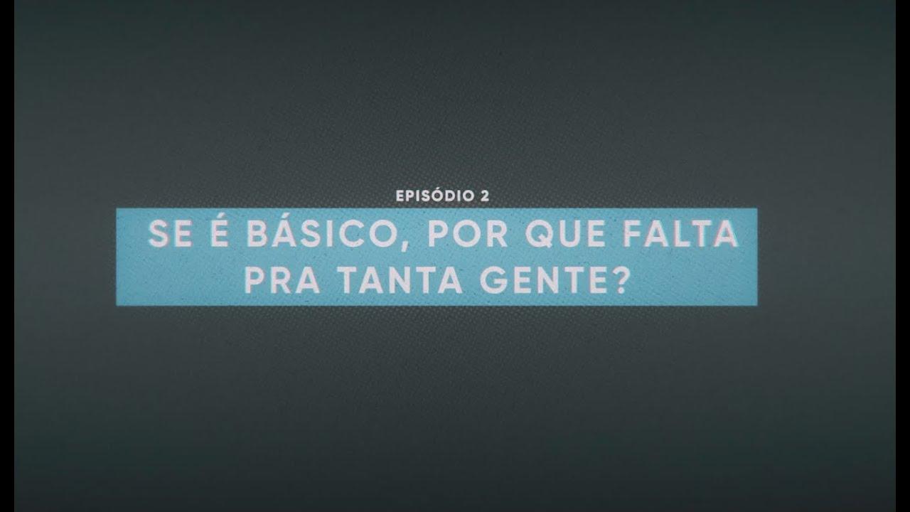 Conheça a realidade do saneamento no Brasil e como o Congresso vai mudar isso | Brasil em Movimento
