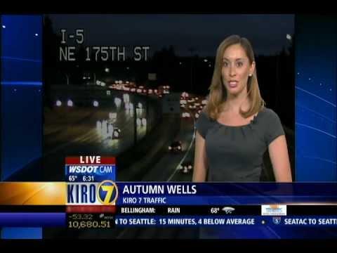 Julie Grauert Traffic Reporting Reel Doovi