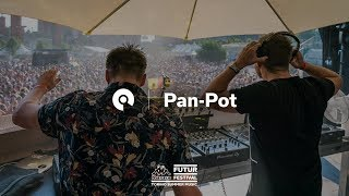 Pan-Pot @ Kappa FuturFestival 2018