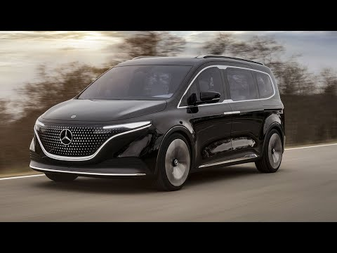 Mercedes-Vans Concept EQT
