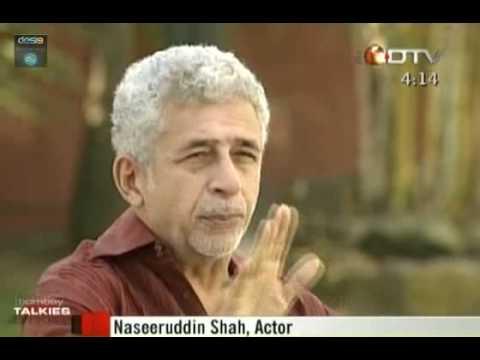 Naseeruddin shah and ratna pathak shah in conversa...