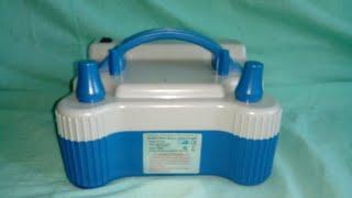 Розпакування повітряного насоса для кульок і т п з aliexpress 2