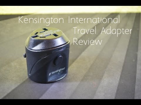 Kensington International Travel Adapter review