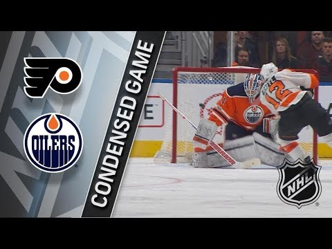 Philadelphia Flyers vs Edmonton Oilers – Dec. 06, 2017 | Game Highlights | NHL 2017/18. Обзор матча