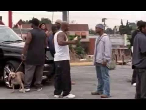 Ghetto Rapper hören Modern Talking in Lowrider car - Compton
