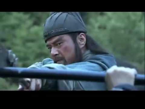 [新三国演义]  关羽 vs 夏侯敦   (赞~)