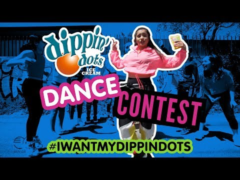 Dippin' Dots Heats Up Summer with Launch of Social Media Dance Challenge