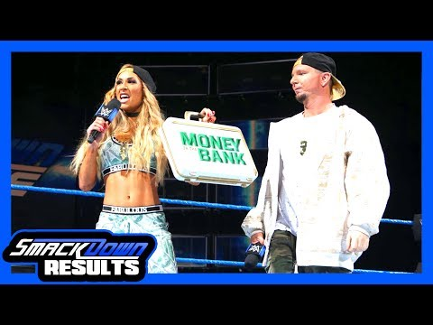 MITB FALLOUT! WWE Smackdown Results & Review (Going In Raw Pro Wrestling Podcast Ep. 246)