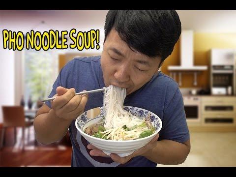 AUTHENTIC Vietnamese Pho Noodle Soup Recipe!