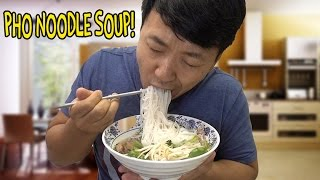 AUTHENTIC Vietnamese Pho Noodle Soup Recipe!