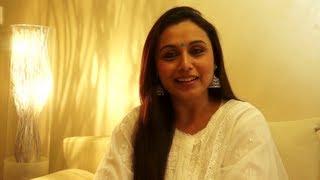 Rani Mukherji Interview on Joy Mukherji's Unreleased Film ''Love In Bombay''