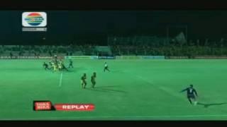 Cuplikan  Goal Hamka, Barito Vs Arema 0 1 TSC Sabtu 19 November 2016 | H4k