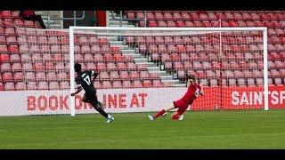 LIVING MY DREAM... | SIDEMEN FC VS YOUTUBE ALLSTARS