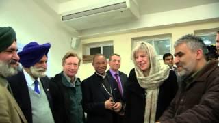 Interfaith Meeting at Al Madina Mosque Barking