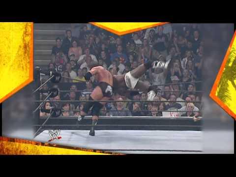 SummerSlam Moments: 2007 Triple H vs. Booker T