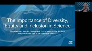 Diversity, Equity And Inclusion Virtual Advocacy Days: Participant Training Part 1