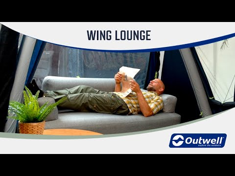 Outwell Wing Lounge (New feature 2020)  | Innovative Family Camping