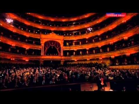 Elena Obraztsova 75 Anniversary Bolshoi Theatre Moscow 28.10.14