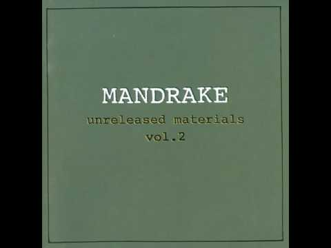 Mandrake - Unreleased Materials Vol 2 - Tales From Pornographic Ocean