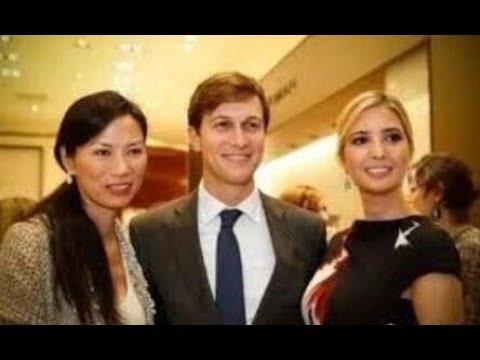 当心邓文迪,美国情报部门对川普女儿女婿发出间谍警告《建民论推墙137》
