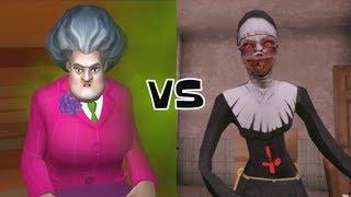 Miss T vs Evil Nun